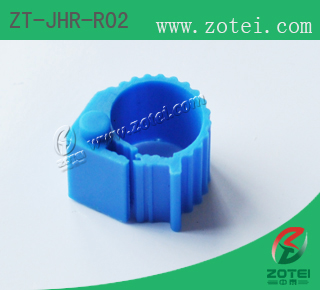 Product Type: ZT-JHR-R02 RFID foot ring for pigeon (open ring)