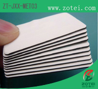 HF Anti-metal RFID tag:ZT-JXX-MET03