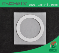 HF Anti-metal RFID tag:ZT-JXX-MET07