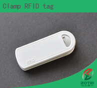 Clamp RFID tag