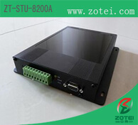 Integrated UHF RFID Reader/writer